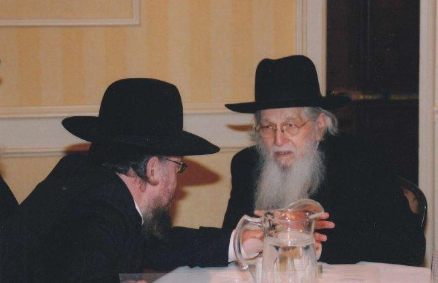 Rabbi A Schechter
